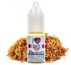Classic Tobacco - I Love Salts by Mad Hatter