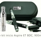 Kit inicio doble Aspire ET BDC, 900mAh